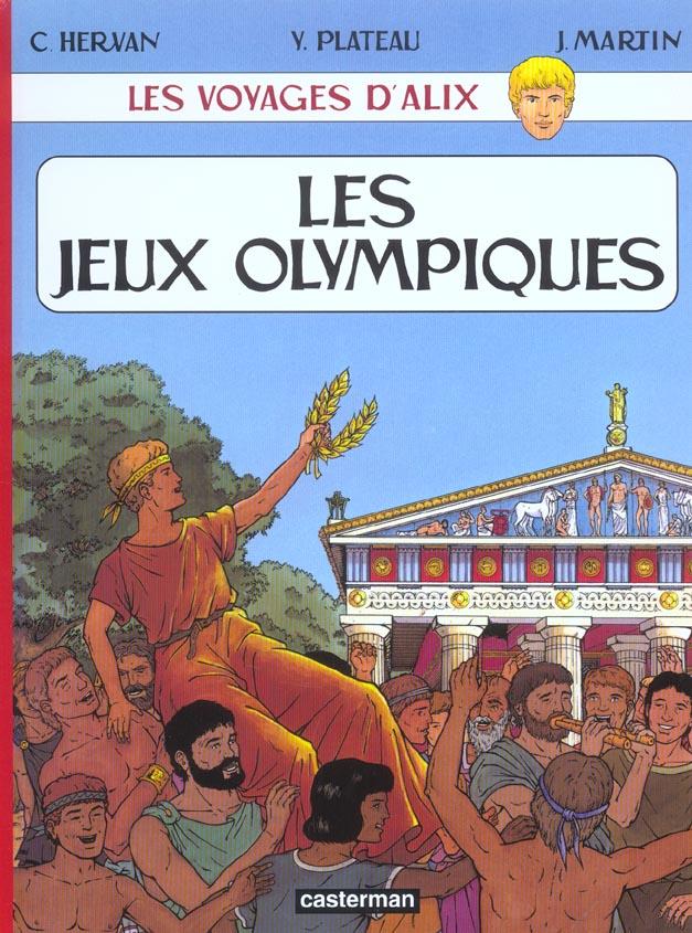 JEUX OLYMPIQUES (LES) - VOYAGES D'ALIX