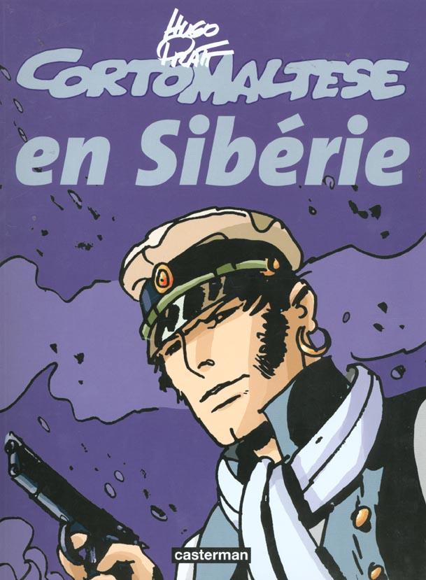 CORTO MALTESE EN SIBERIE (NOIR ET BLANC)