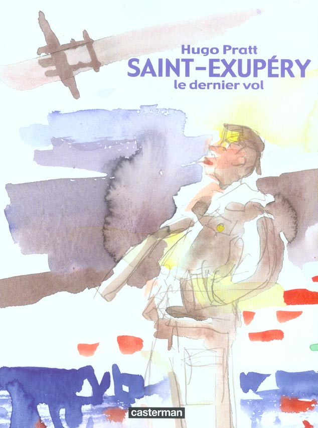 SAINT-EXUPERY LE DERNIER VOL (AC)