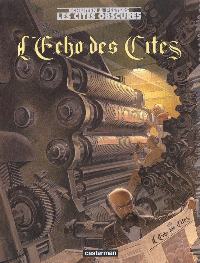 L'ECHO DES CITES - LES CITES OBSCURES