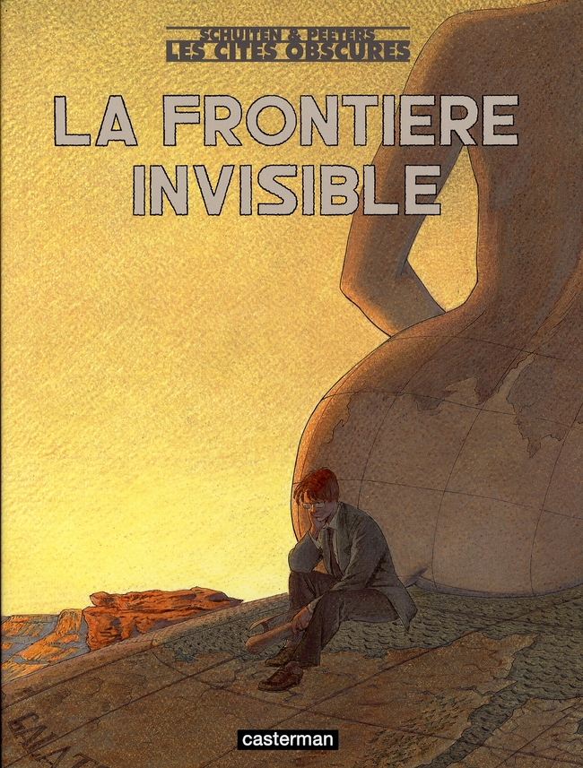 INTEGRALE FRONTIERE INVISIBLE (ANC ED