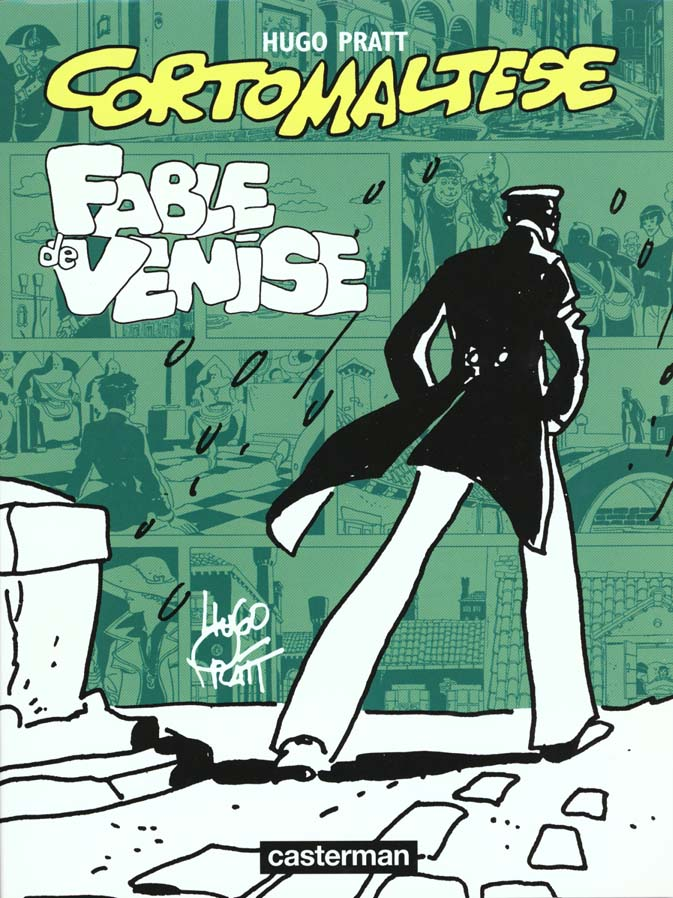 FABLE DE VENISE (COULEUR) - CORTO MALTESE