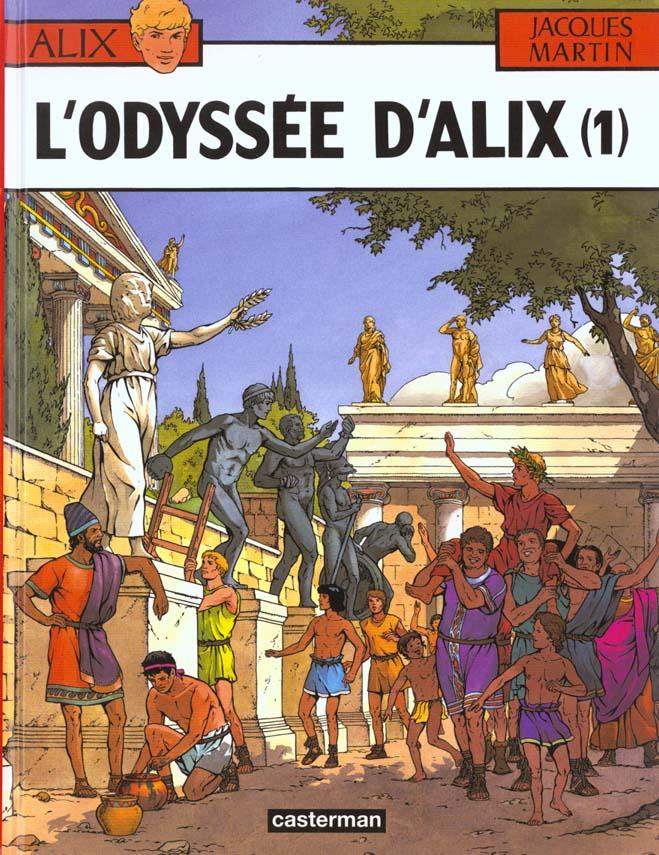 L'ODYSSEE D'ALIX