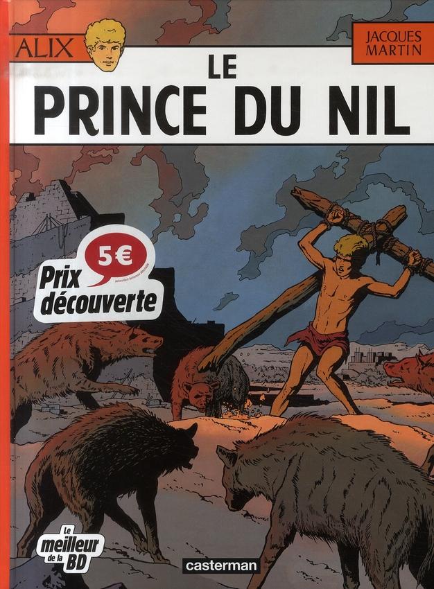 LES AVENTURES D'ALIX T11 LE PRINCE DU NIL OP 5 EUROS