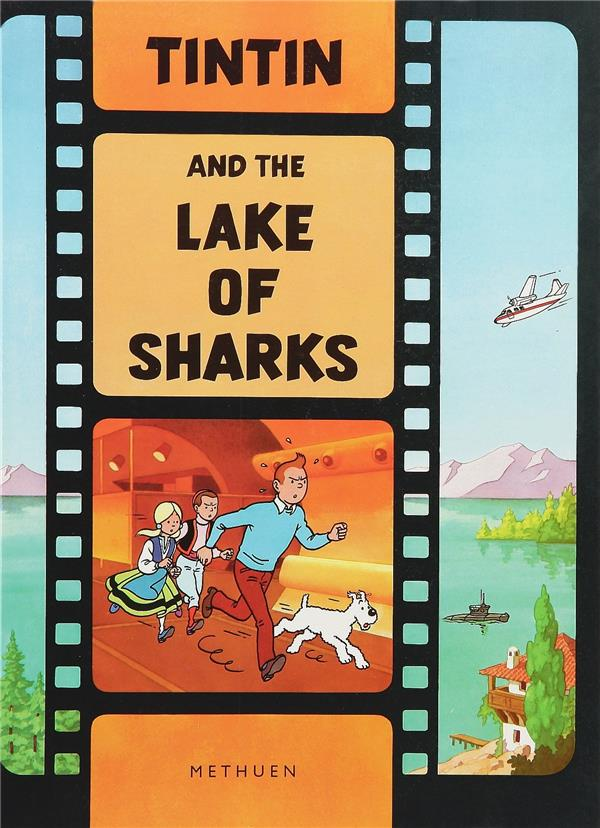 AND THE LAKE OF SHARKS