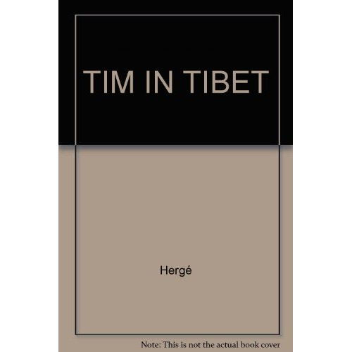 TIM IN TIBET  ALL.BR - ALLEMAND