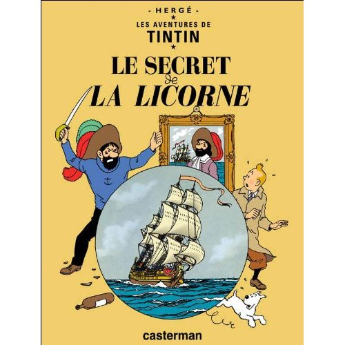 VIDEO TINTIN LE SECRET DE LA LICORNE