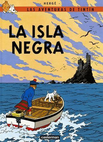L'ILE NOIRE (ESPAGNOL)