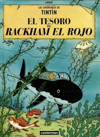TRESOR DE RACKHAM LE ROUGE (ESPAGNOL)