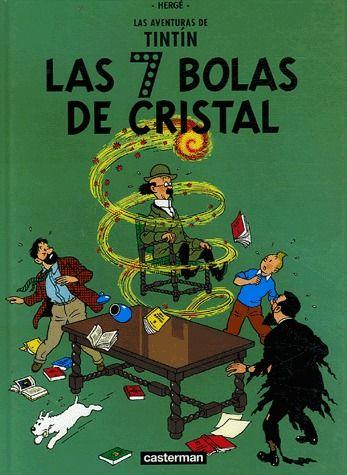 SEPT BOULES DE CRISTAL (PANINI ESPAGNOL) (LES)