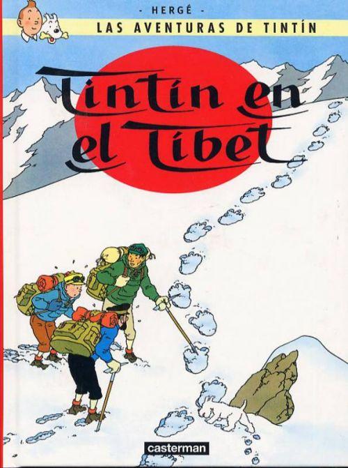 TINTIN AU TIBET (CASTILLAN PANINI)