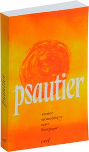 PSAUTIER - VERSION OECUMENIQUE TEXTE LITURGIQUE BROCHE