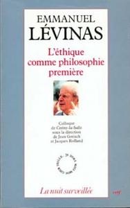 L'ETHIQUE COMME PHILOSOPHIE PREMIERE