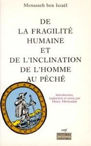 DE LA FRAGILITE HUMAINE ET DE L'INCLINATION DE L'HOMME AU PECHE