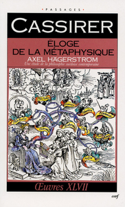 ELOGE DE LA METAPHYSIQUE