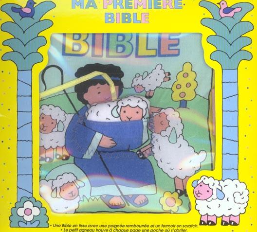MA PREMIERE BIBLE EN TISSUS