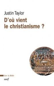 D'OU VIENT LE CHRISTIANISME ?