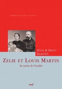 ZELIE ET LOUIS MARTIN - LES SAINTS DE L'ESCALIER
