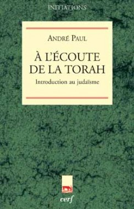 A L'ECOUTE DE LA TORAH