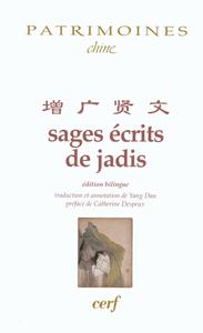 SAGES ECRITS DE JADIS
