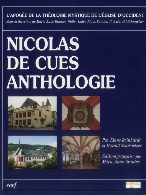 NICOLAS DE CUES  - ANTHOLOGIE