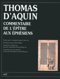 COMMENTAIRE DE L'EPITRE AUX EPHESIENS