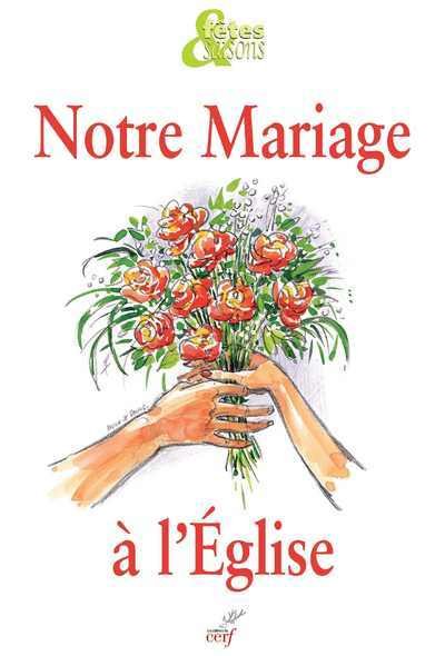 NOTRE MARIAGE A L'EGLISE NED, PACK 10 EX