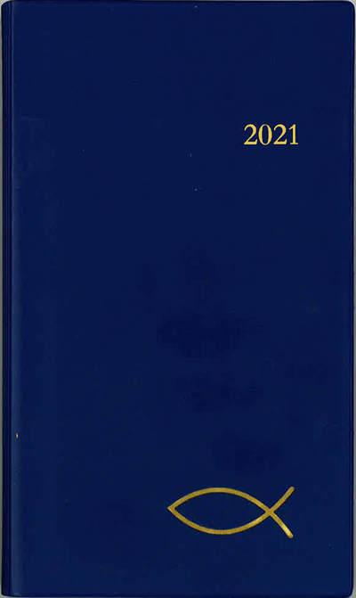 AGENDA DU CHRETIEN 2021 (PACK DE 6)