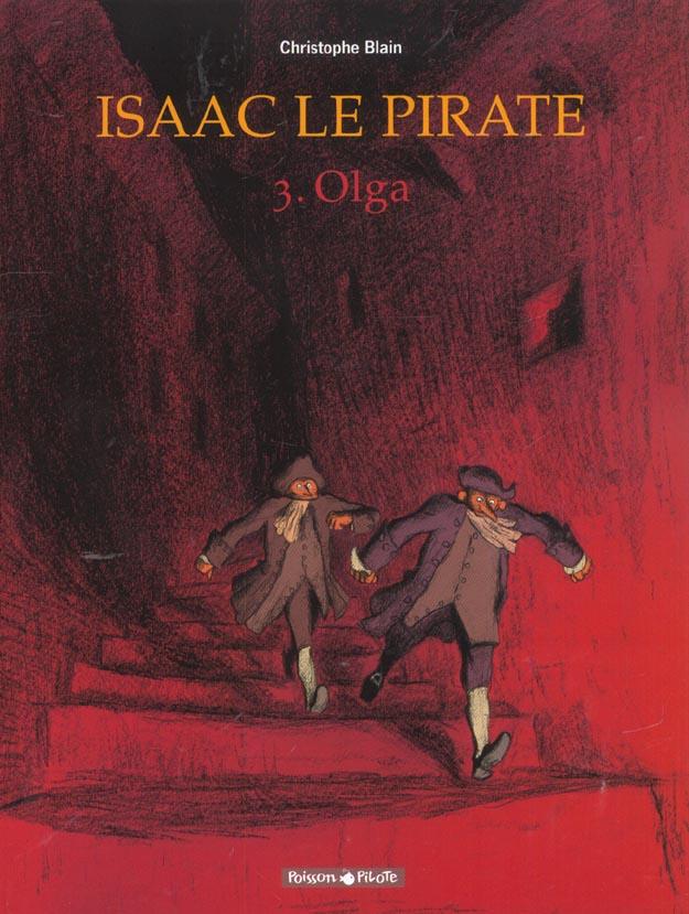 Isaac le pirate - tome 3 - olga