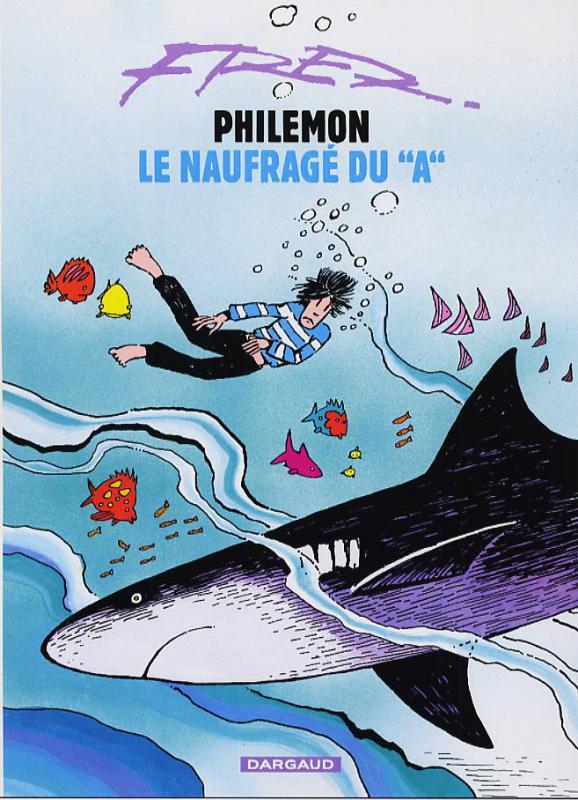 Philemon - tome 2 - le naufrage du a