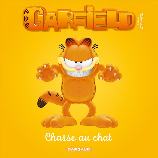 GARFIELD ET CIE - GARFIELD & CIE - LIVRE POUR ENFANTS - TOME 4 - CHASSE AU CHAT