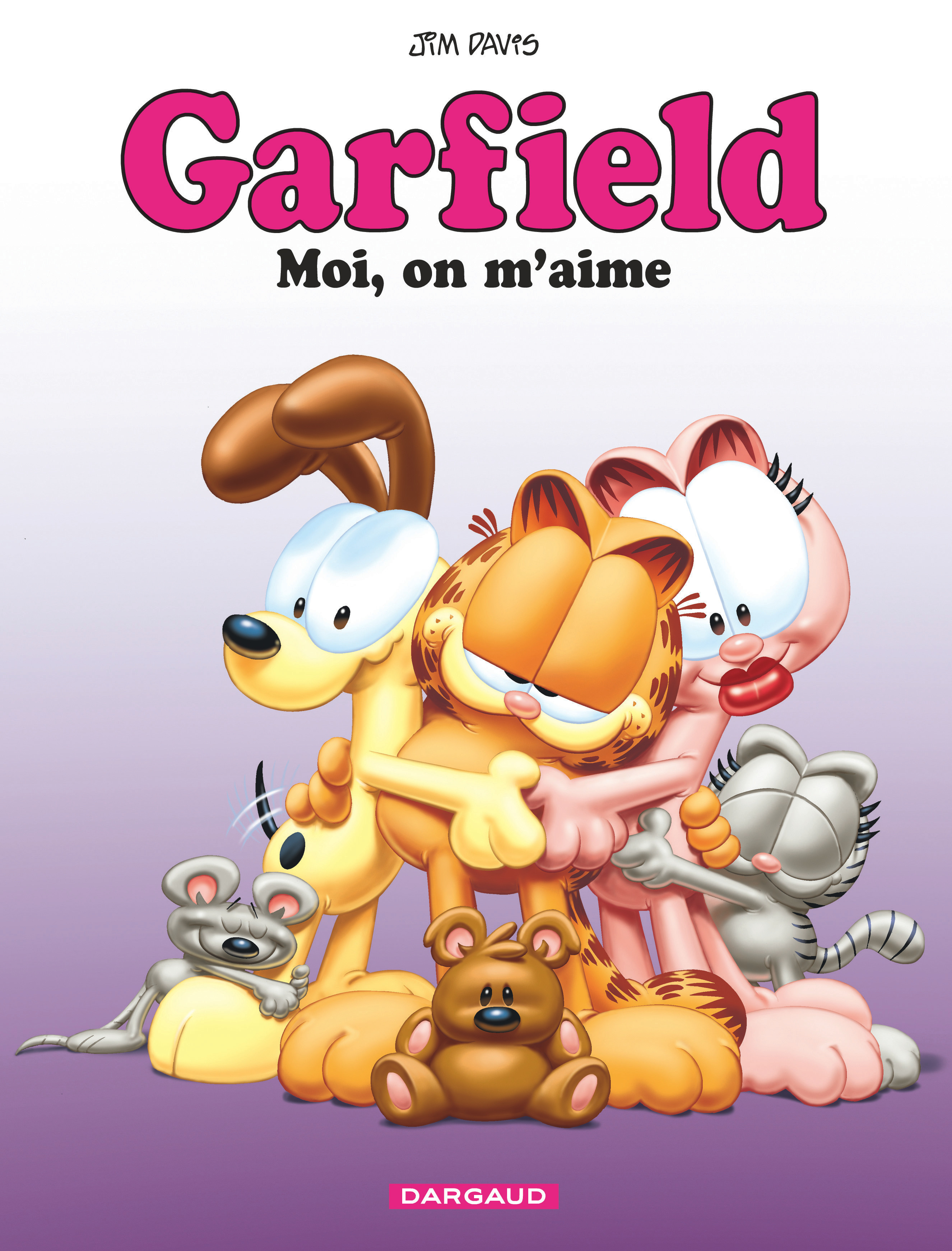 GARFIELD - TOME 5 - MOI, ON M'AIME (5)