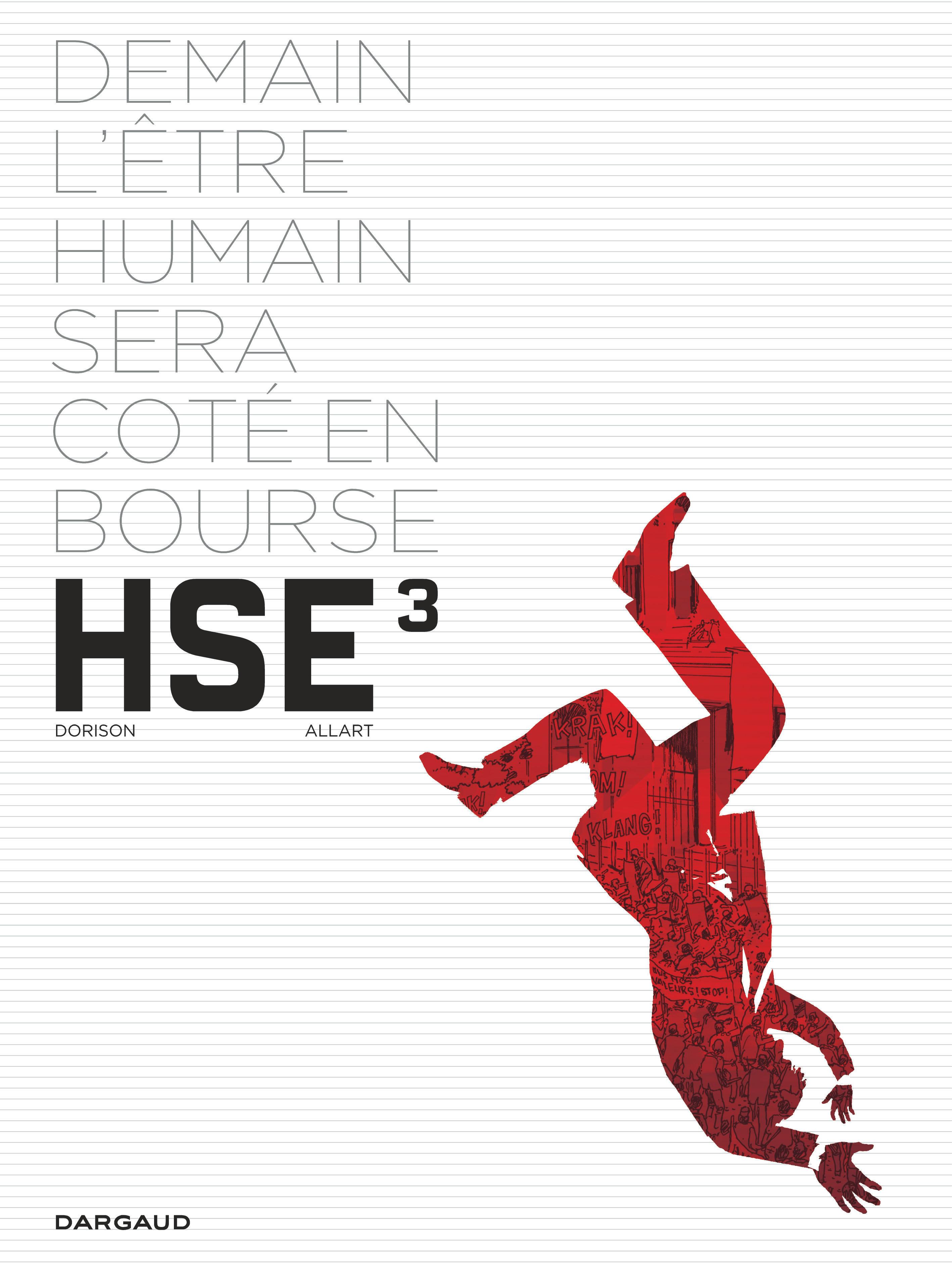 HUMAN STOCK EXCHANGE - TOME 3 - HUMAN STOCK EXCHANGE (3/3)