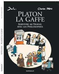 PLATON LA GAFFE - TOME 0 - PLATON LA GAFFE