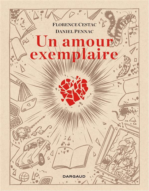 UN AMOUR EXEMPLAIRE - TOME 0 - UN AMOUR EXEMPLAIRE