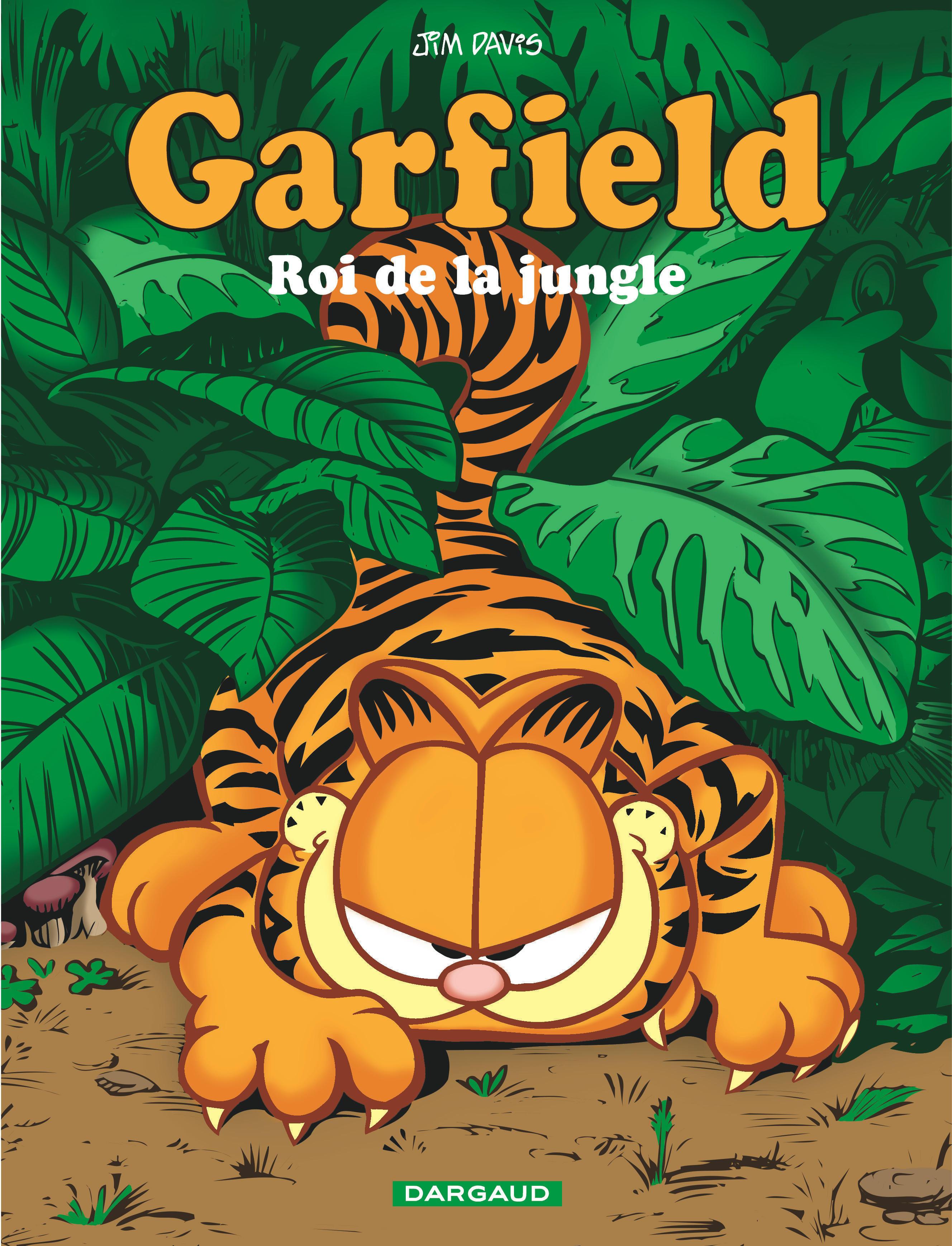 GARFIELD - TOME 68 - ROI DE LA JUNGLE