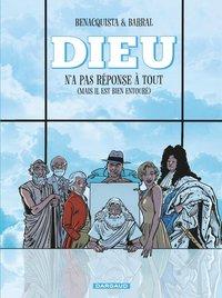 DIEU N'A PAS REPONSE A TOUT - TOME 1 / NOUVELLE EDITION, CHANGEMENT DE COUVERTURE