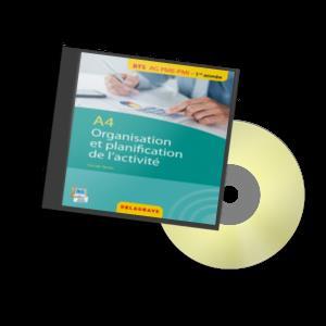 A4 ORGANISATION ET PLANIFICATION DE L'ACTIVITE