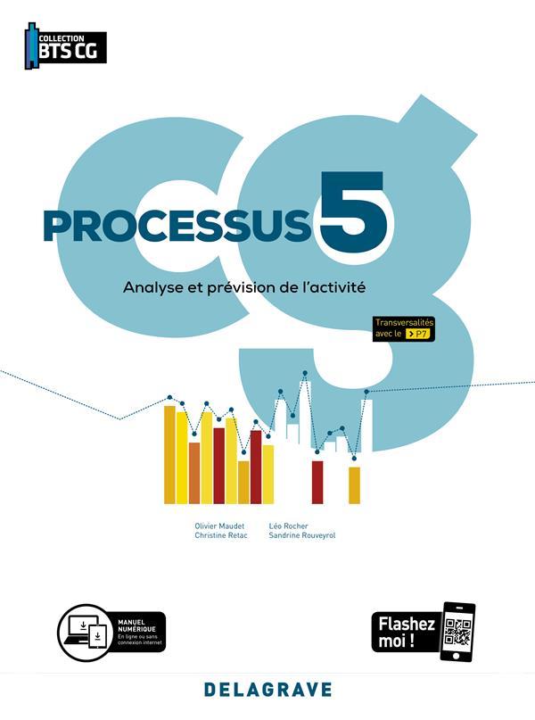 PROCESSUS 5 - ANALYSE ET PREVISION DE L'ACTIVITE BTS COMPTABILITE GESTION CG