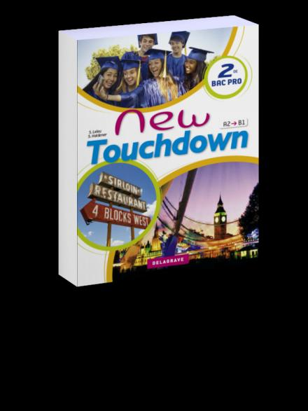 NEW TOUCHDOWN 22E - JEU DE FLASHCARDS