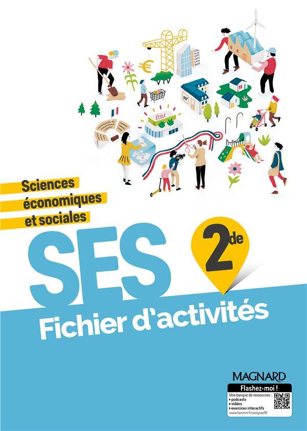 Sciences economiques et sociales 2de 2019 fichier eleve