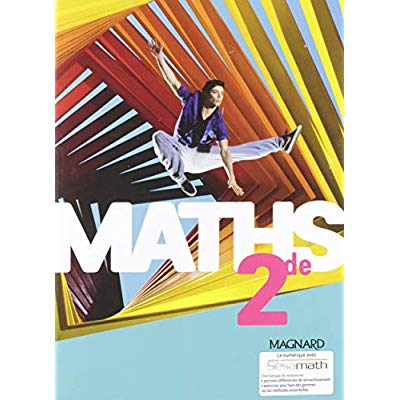 Maths 2de 2019 manuel eleve
