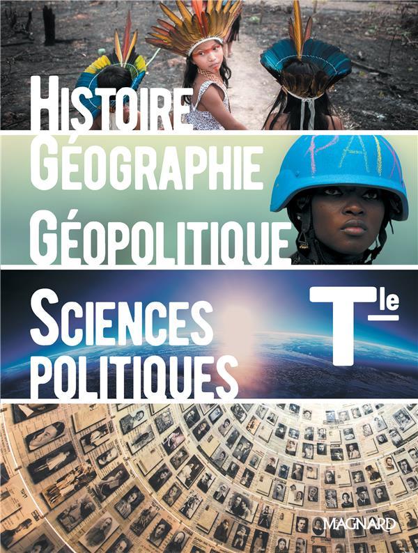 Histoire-geographie, geopolitique et sciences politiques tle (2020) - manuel e
