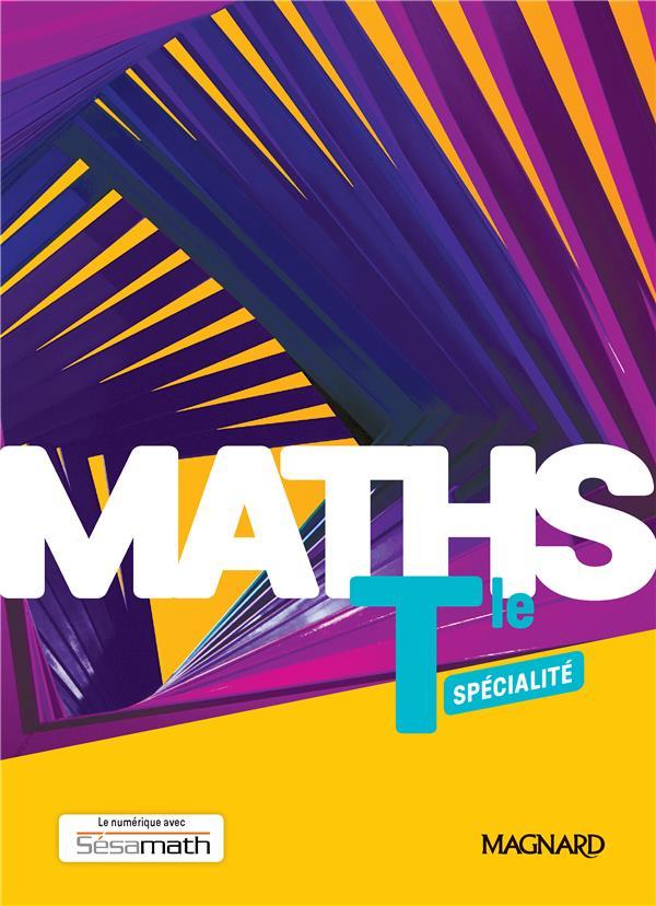 Maths specialite tle (2020) - manuel eleve