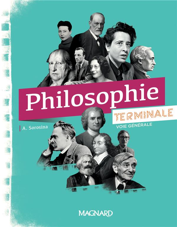 Philosophie tle generale - ed. sorosina (2020) - manuel eleve