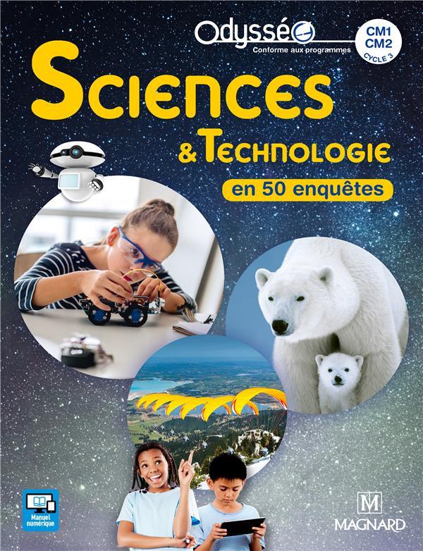 Odysseo sciences cm1-cm2 (2018) - manuel