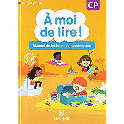 MANUEL DE LECTURE, COMPREHENSION CP 2019