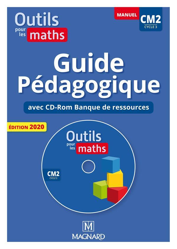 Outils pour les maths cm2 (2020) - banque de ressources du manuel sur cd-rom a