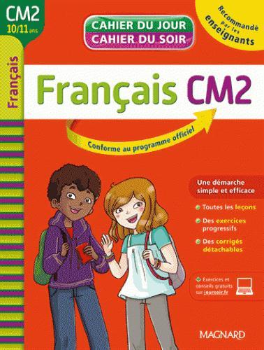 CAHIER DU JOUR/CAHIER DU SOIR - FRANCAIS CM2