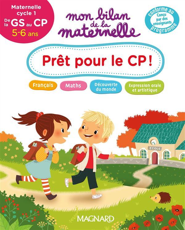 2016 A LA MATERNELLE PRET POUR LE CP